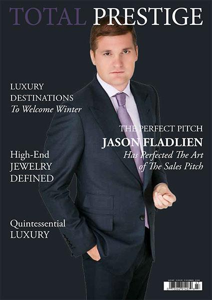 On cover Jason Fladlien
