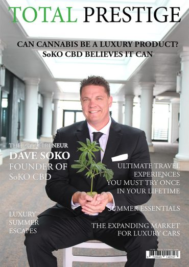 On cover Dave Soko